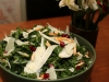 Kale Salad with Jicama and Pomegranate