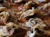 Crostini with Duck and Shallots
