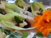 Endive with Tapenade and Goat Cheese