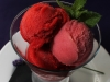 Strawberry and Rhubarb Sorbet